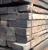 Railway Sleepers - Sale of New & Used Railway Sleepers