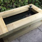 SEVEN STAGES OF A RAILWAY SLEEPER POND