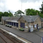 100 railway sleepers stolen from station