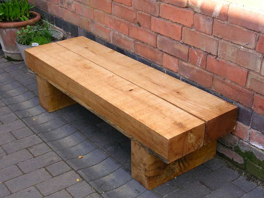 New Oak Railway Sleepers from Railwaysleepers.com
