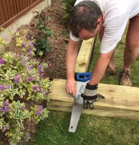 Andy's A-Z of a meticulous raised bed project