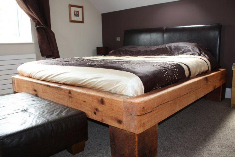 Furniture With New Oak Railway Sleepers