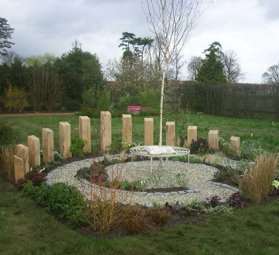 30 stunning garden design ideas with railway sleepers for Channel 4 garden design ideas