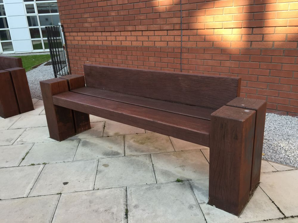 Liverpool Railway Sleeper Seats Amp Benches