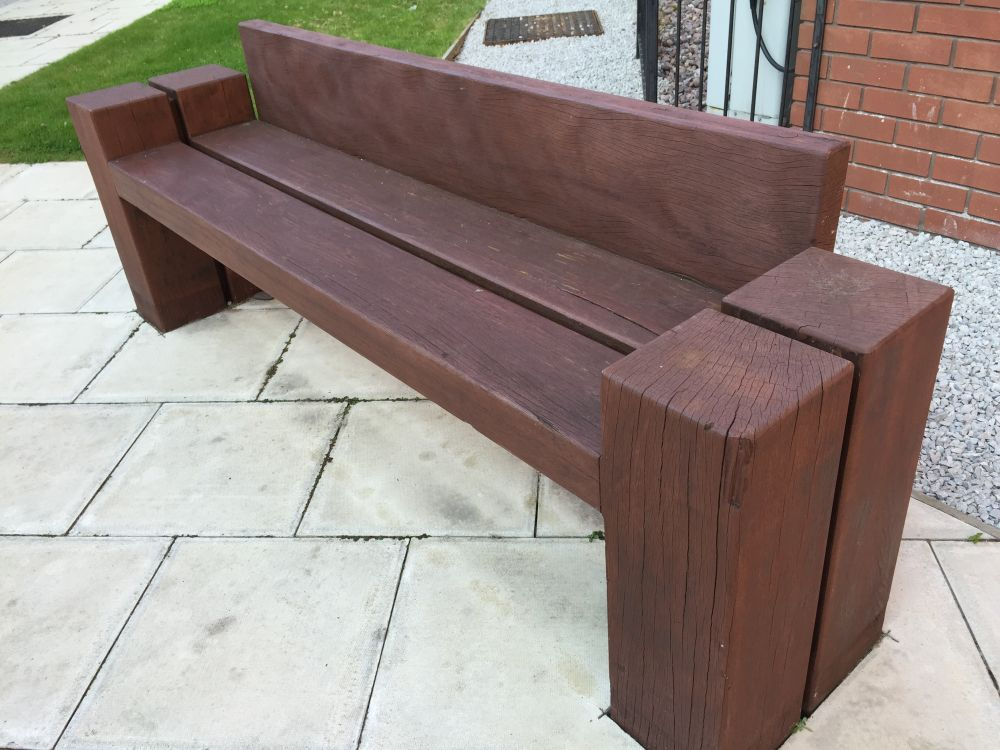 Liverpool Railway Sleeper Seats Amp Benches