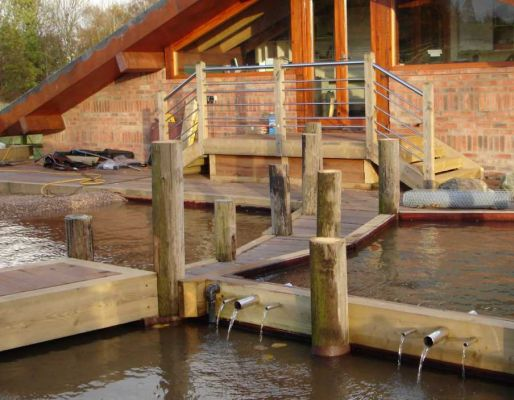 Kilgraney's decking & balcony project