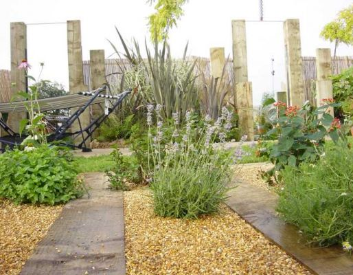 Southport Flower Show's 'tranquility' garden